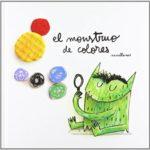 El monstruo de colores (edición álbum ilustrado, no versión pop-up)