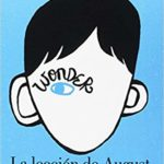 Wonder - La lección de August
