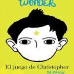 Wonder - El juego de Christopher