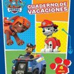 Paw Patrol. Cuaderno de vacaciones – 4 años (Cuadernos de vacaciones de La Patrulla Canina)