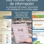 Las nuevas fuentes de información: La búsqueda informativa, documental y de investigación en el ámbito digital