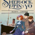 El barco de los adioses: Sherlock, Lupin y yo 12