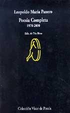 Poesía completa. 1970-2000