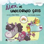 Álex, el unicornio gris