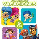 Nickelodeon. Cuaderno de vacaciones – 5 años (Cuadernos de vacaciones de Nickelodeon)