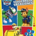 Paw Patrol. Cuaderno de vacaciones – 3 años (Cuadernos de vacaciones de La Patrulla Canina)